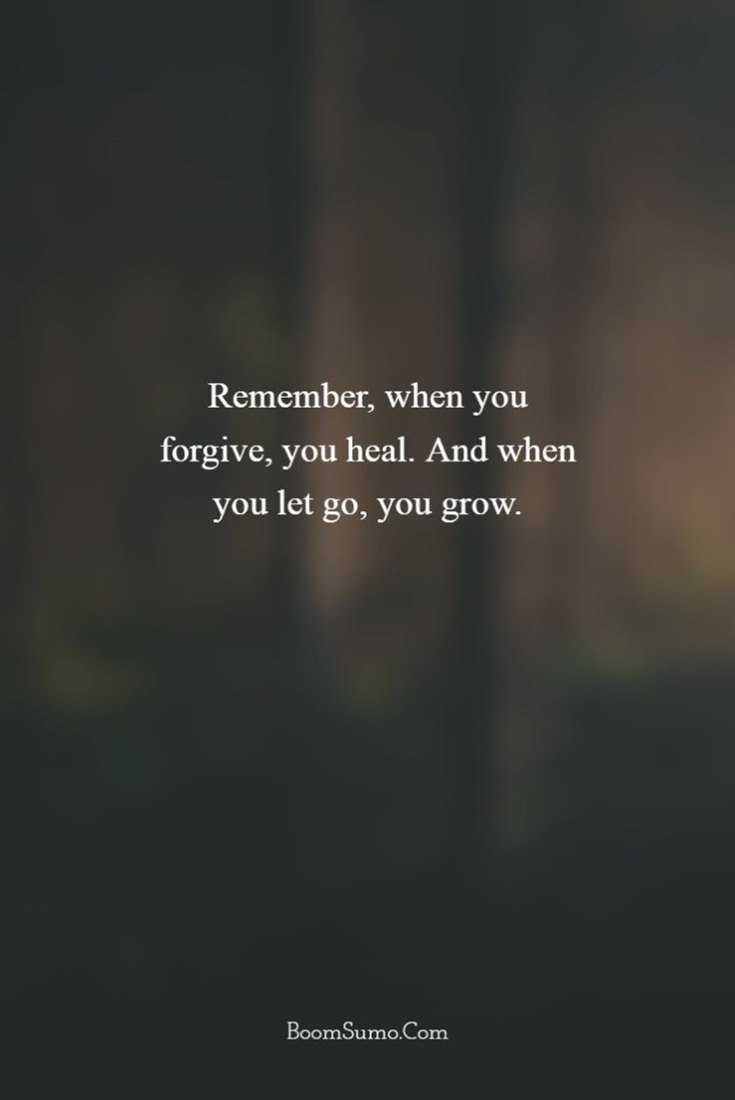 70 Forgiveness Quotes to Inspire Us to Let Go 52