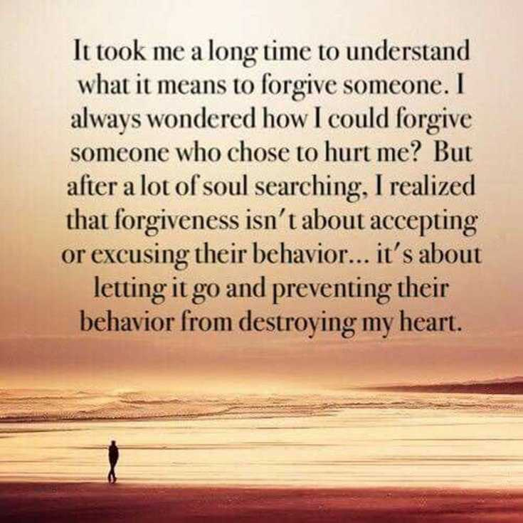 70 Forgiveness Quotes to Inspire Us to Let Go 55
