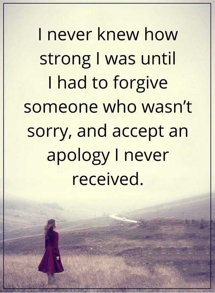 70 Forgiveness Quotes to Inspire Us to Let Go 62