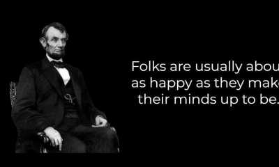 15 Indestructible Abraham Lincoln Quotes On Life Compassion And Freedom