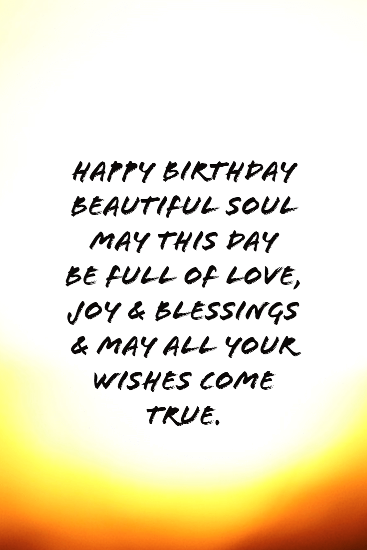 40 Happy Birthday Wishes For A Friend Birthday Message 36 #joy #happiness