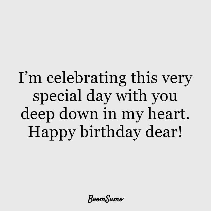 happiness birthday