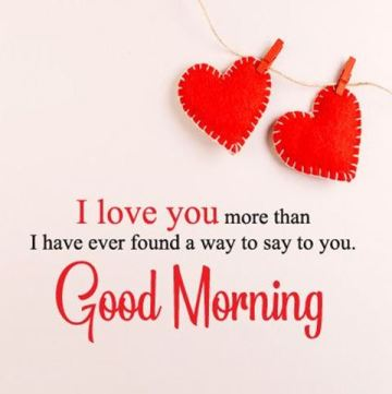 good morning love quotes for her