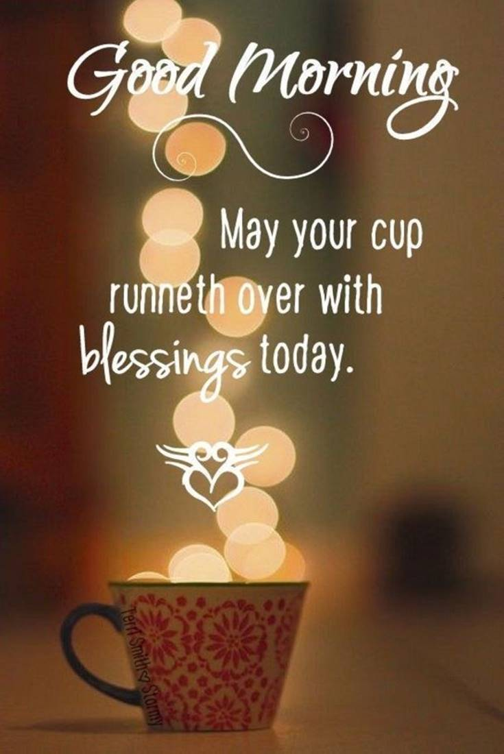 38 Good Morning Quotes and Wishes with Beautiful Images 3