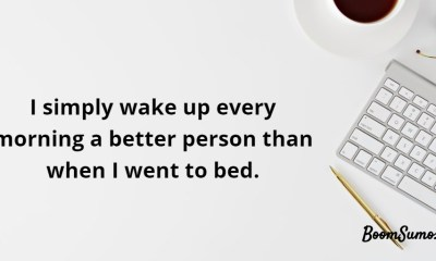 35 Amazing Good Morning Quotes with Beautiful Images