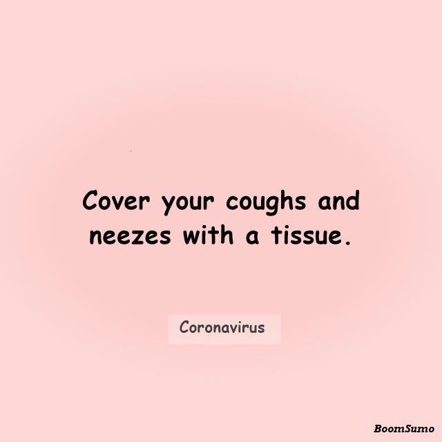 Coronavirus Quotes To Protect Yourself From Pandemic 4