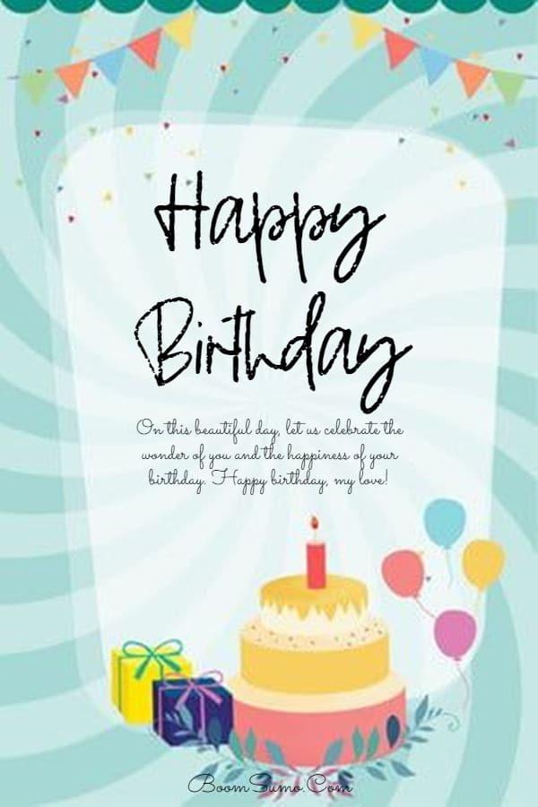 145 Best Happy Birthday Love Cute Romantic Birthday Wishes for Lovers   happy birthday meme, happy birthday sis, happy birthday wishes