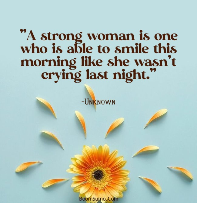 positive strong woman quotes