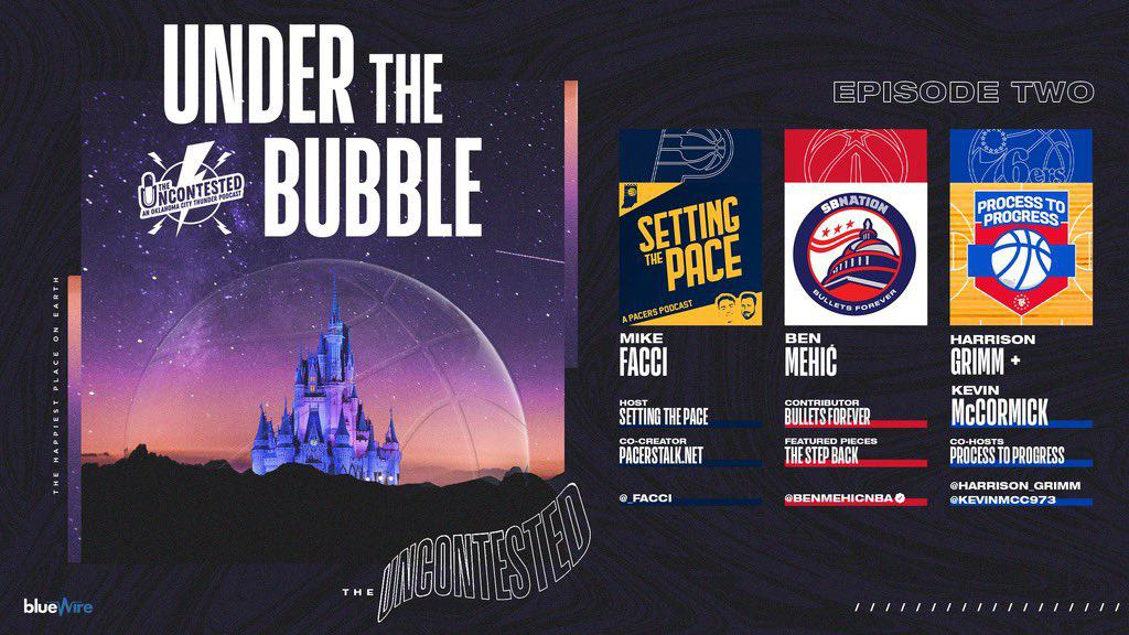 Under the Bubble Ep. 2: Wizards, Pacers & 76ers