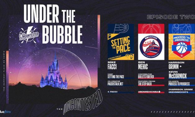 Under the Bubble Ep. 1: Magic, Nets, & Heat