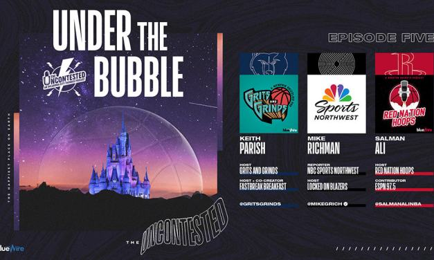 Under the Bubble Ep. 5: Grizzlies, Trail Blazers, Rockets