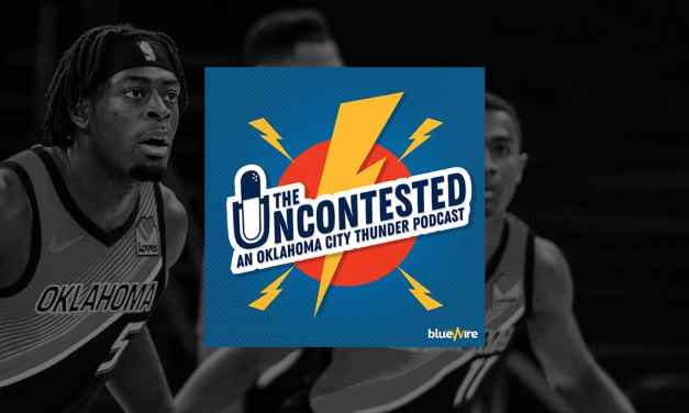 Post Game #27: OKC Thunder lose to Lillard and the Blazers 115-104