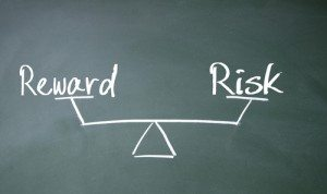risk and reward in technology adoption