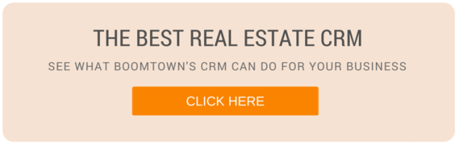 Real Estate CRM BoomTown