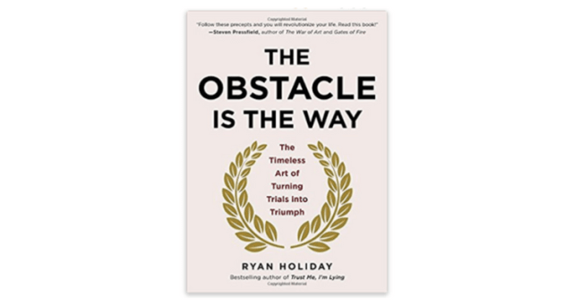 Obstacle in the Way Book
