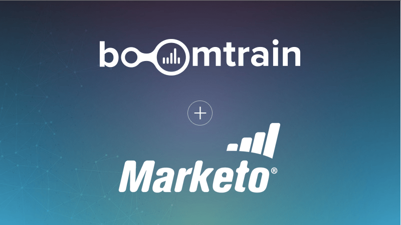 Boomtrain and Marketo Partner to Equip Brands with Predictive Content