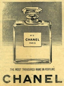 chanel recommendation engine ad