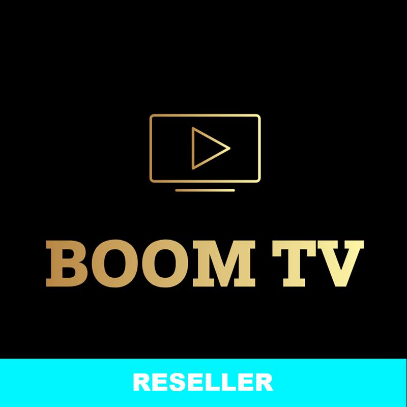 RESELLER - Boom TV