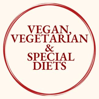 Vegan, Vegetarian & Special Diets