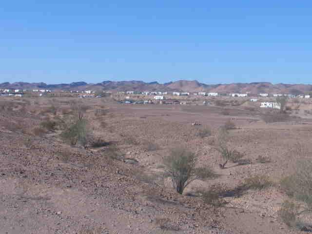 Boondocker Chatter Online - Desert Home