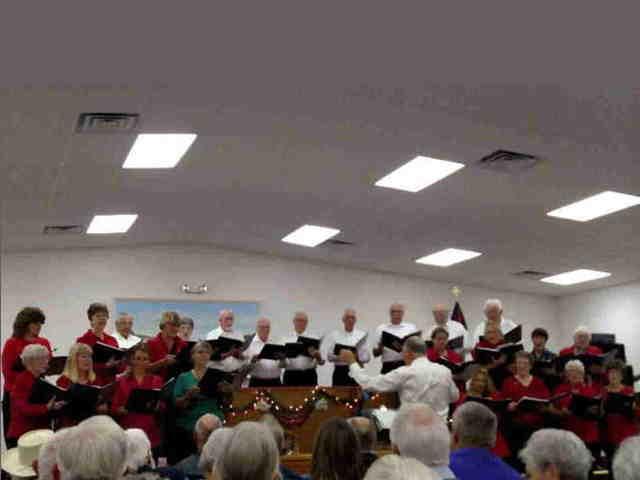 Boondocker Chatter Online - CSC Choir