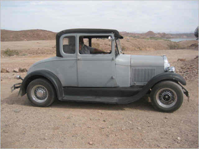 Boondocker Chatter Online - 1928 Ford Model A Coupe