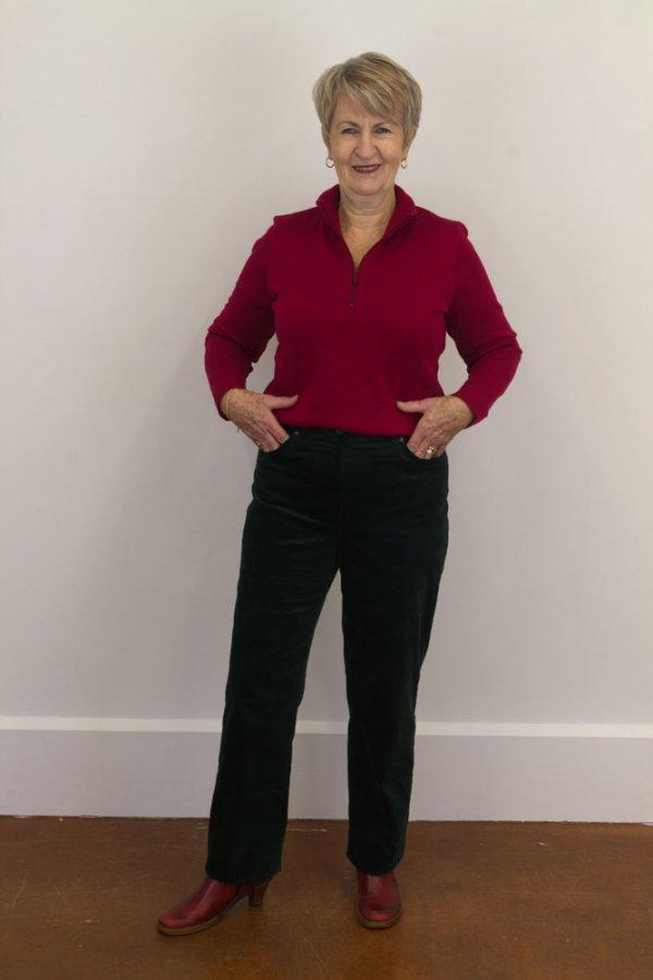 Boondocks Basic Stretch Pants