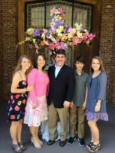 David Hockett and Family