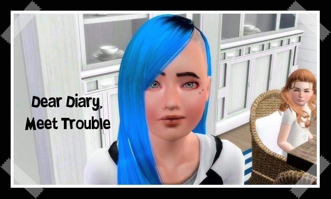 Chapter 1.27: Dear Diary, Meet Trouble