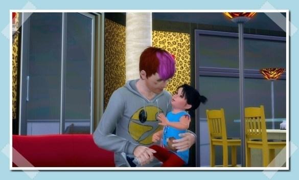 Chapter 2.2: Dear J, Little Girl Blue