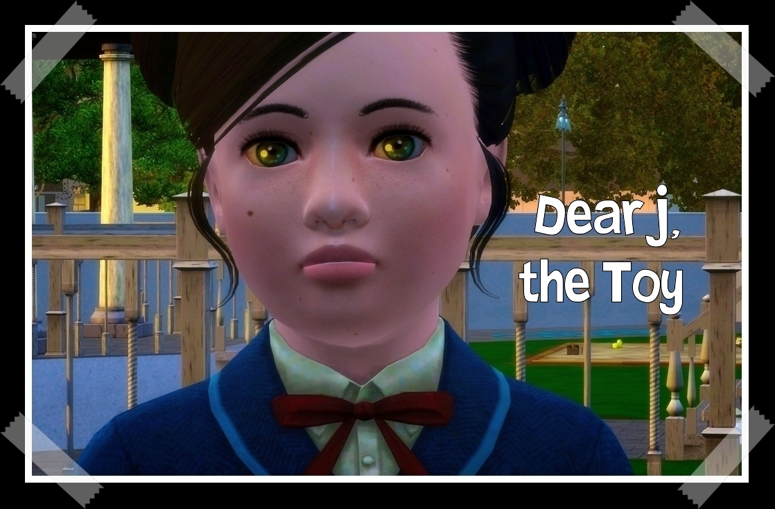 Chapter 2.14: Dear J, The Toy