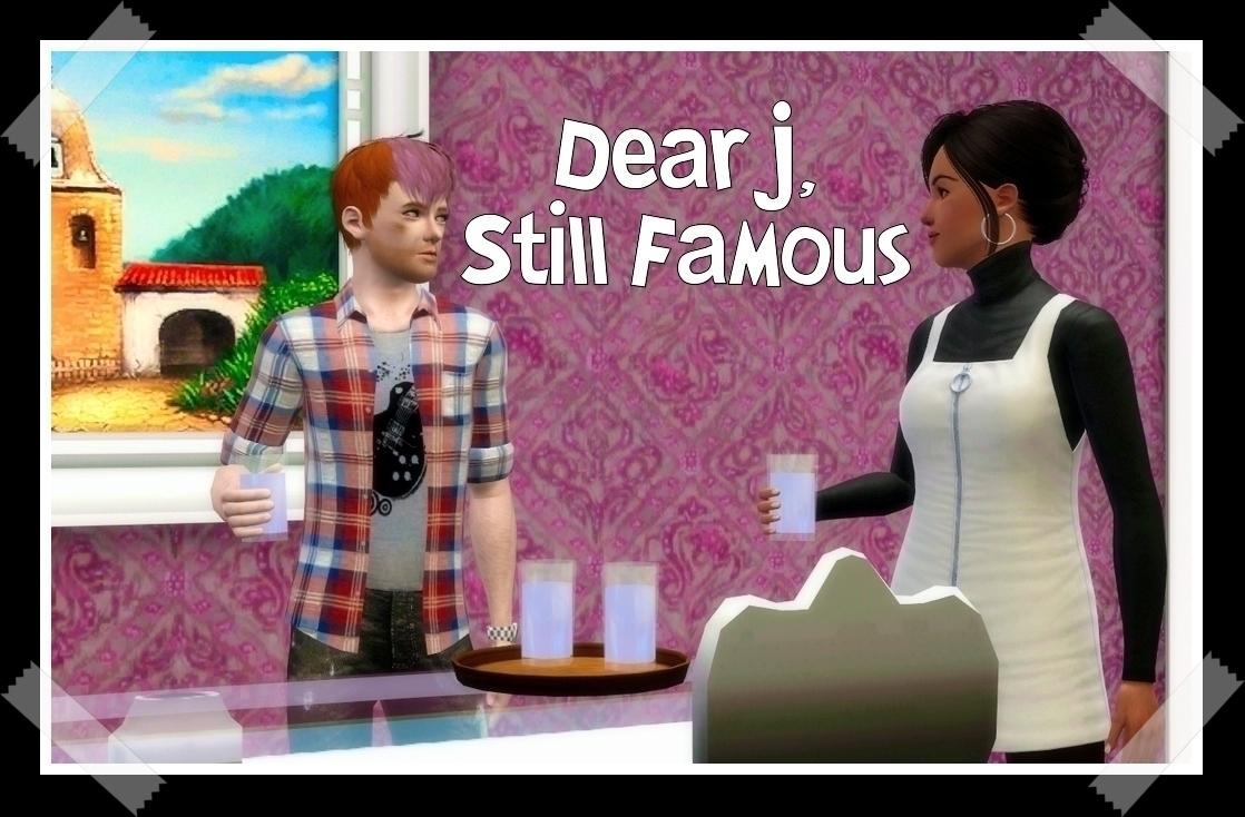 Chapter 2.20: Dear J, Still Famous