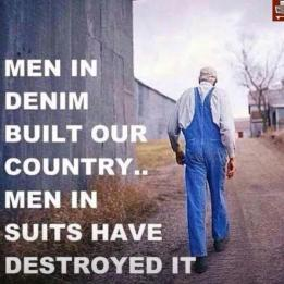 Men in Denim Photo