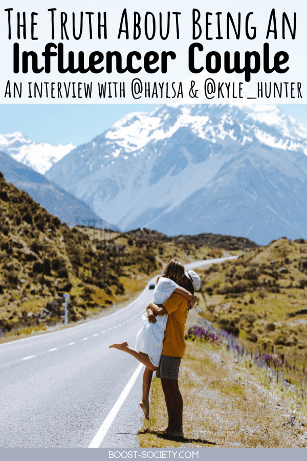 Click here to find out what it is really like to work full-time with your partner in this interview with influencer couple @haylsa and @kyle_hunter. #influencer #instagram   travel influencer   influencer Instagram   how to be an influencer   Instagram influencer   how to be a travel influencer   travel influencer content   travel influencer Instagram   Instagram influencer couples   influencer couple   couples who work together motivation   travel couple goals   travel couple photography