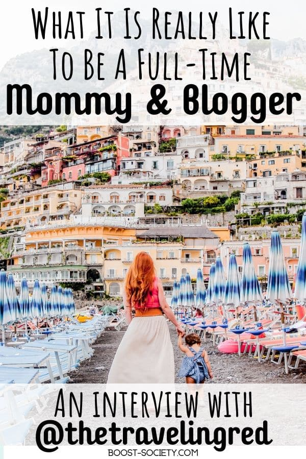 Being a full-time blogger has definite perks as a mom but is it as easy as it looks on social media? Click here to go behind the scenes with mom & travel blogger @thetravelingred. #influencer #instagram   travel influencer   influencer Instagram   how to be an influencer   Instagram influencer   how to be a travel influencer   travel influencer content   travel influencer Instagram   mom blogs to follow   mom blog ideas   mom bloggers   mom bloggers to follow   mom bloggers Instagram