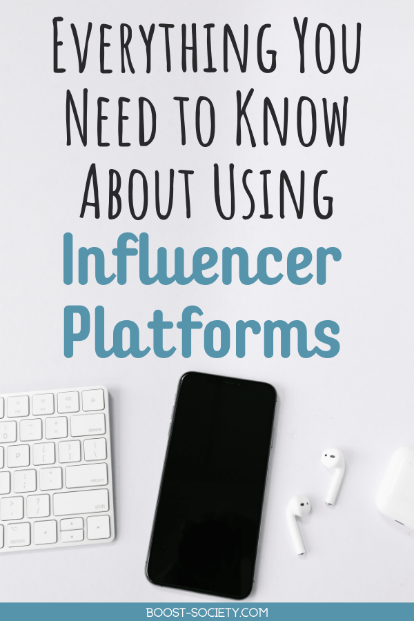 Click here to find out everything you need to know about influencer marketing platforms including the best influencer platforms, are they worth it, and what to watch out for. #influencer #instagram #influencermarketing #brandcollaborations | how to work with brands | paid brand collaborations | influencer marketing | brand collaborations social media | how to make money on Instagram | how to find brands to work with | influencer marketing tips | influencer marketing platform