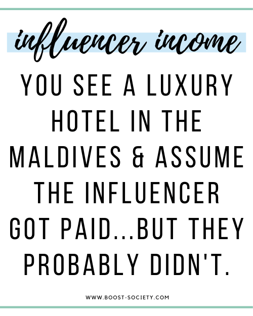 Many luxury brands do not pay as well as you expect.