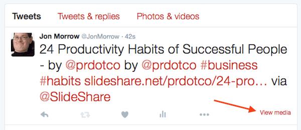 SlideShare - Tweet Image 1