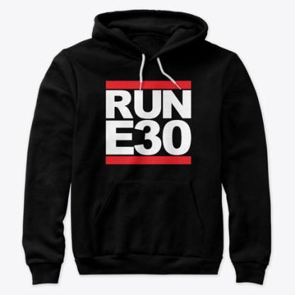 RUN E30 Hoodie 4