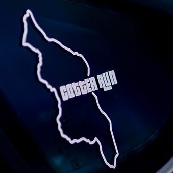 Cotter Run Decal