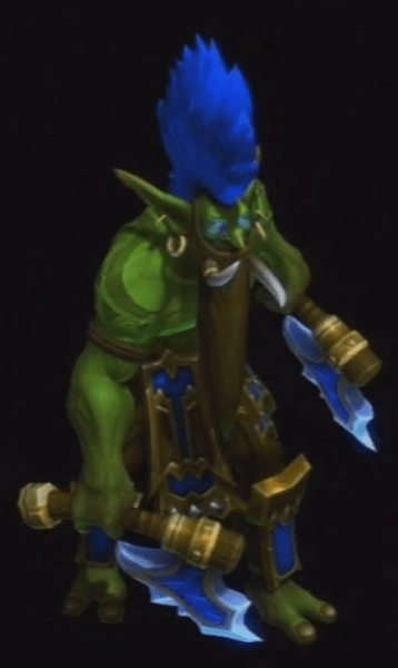 Zul'Jin Heroes of the Storm