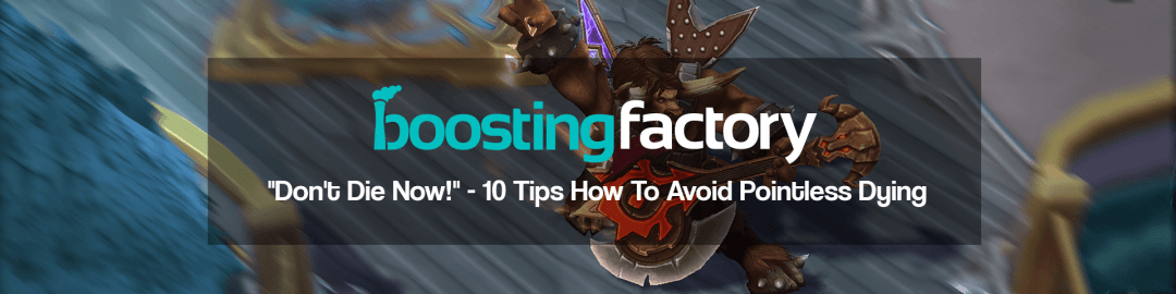hots dying guide
