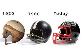 sport helmet evolution beyond personality tests
