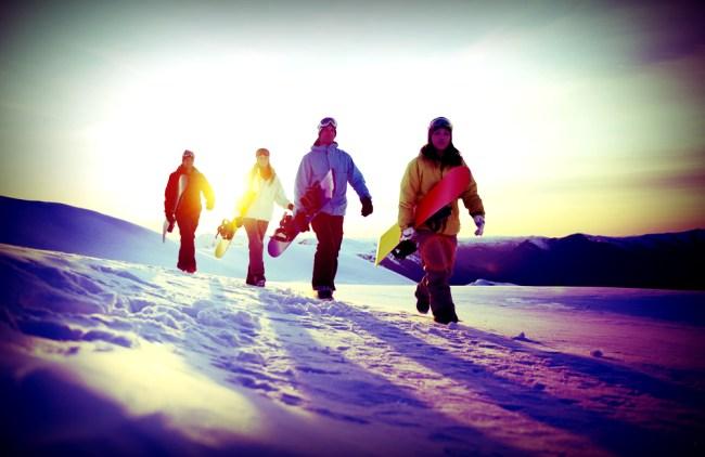 La cena ideale per chi scia o pratica attività in montagna