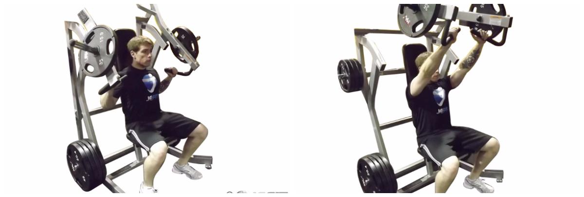 I workout di Calum Von Moger – petto