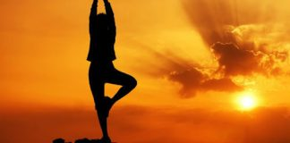 sun yoga
