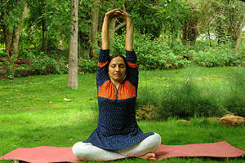Spine Lengthening Yoga