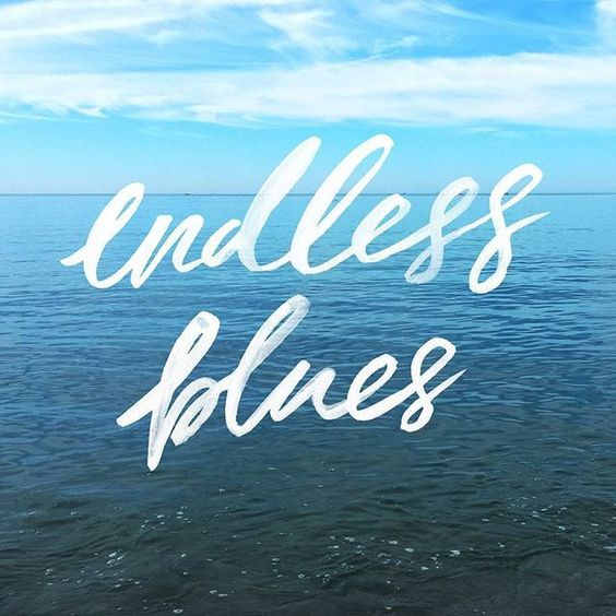 Endless waves - Short Beach Quotes