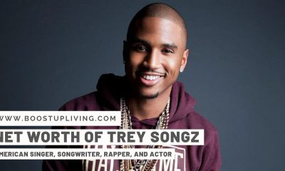 Net Worth Of Trey Songz - American Singer, Songwriter, Rapper and Actor