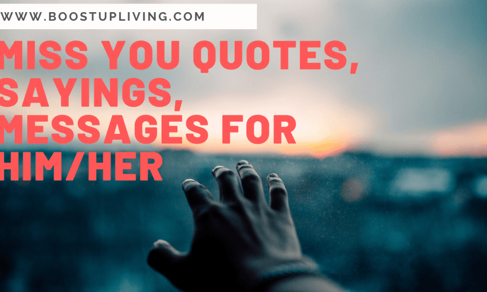 With you quotes pics miss i Top 75